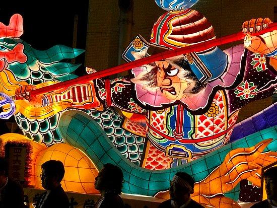 (青森. 日本)青森睡魔祭 (彩燈節) - 旅遊景點評論 - Tripadvisor