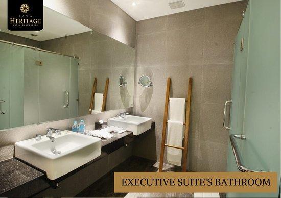 Room Executive Suite Picture Of Java Heritage Hotel Purwokerto Tripadvisor
