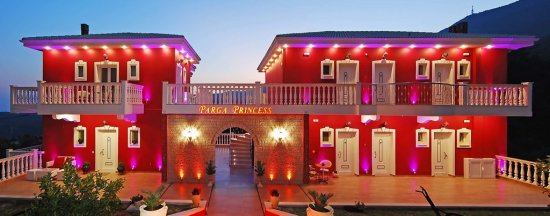 Hotel 'Parga Princess' - entrance (31312960)