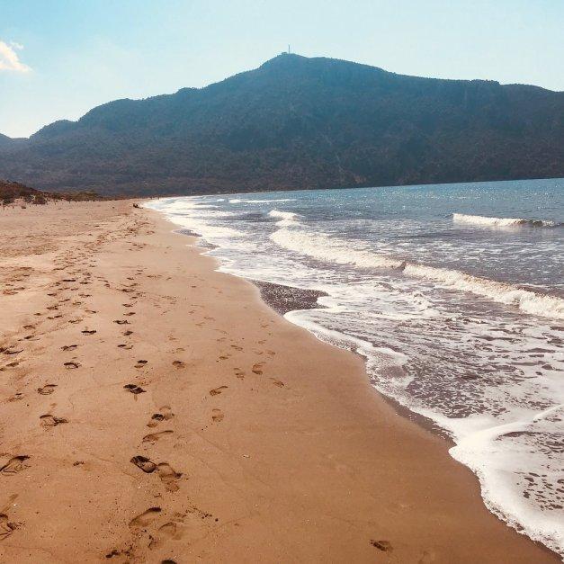 Iztuzu Beach