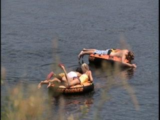 Salt River Tubing  Video of Mesa Central Arizona