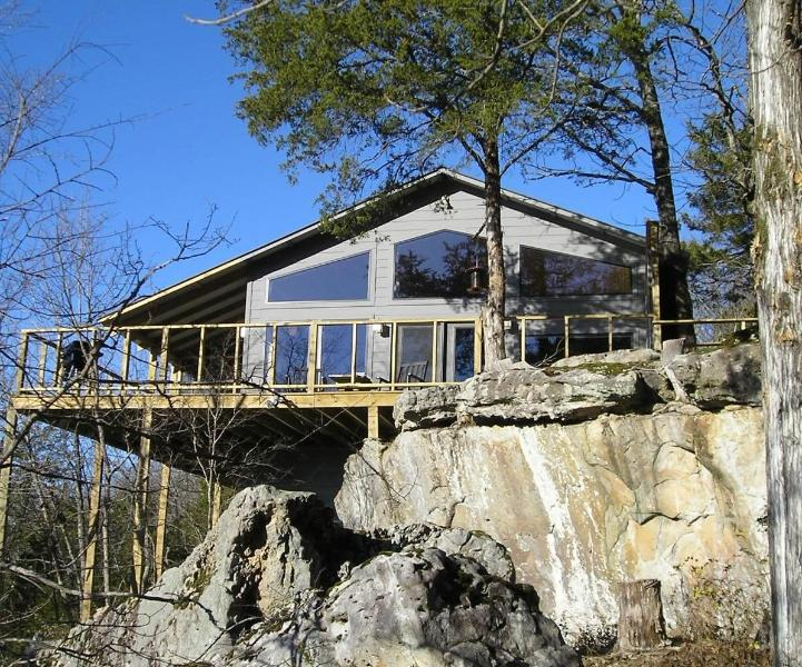 Beaver Lakefront Cabin  Upscale Secluded Luxury UPDATED