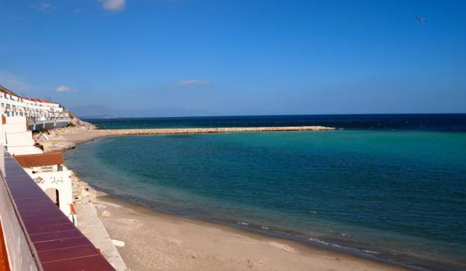 Sandy Bay From The Balcony