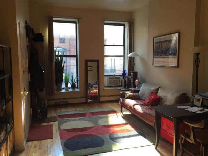 Sunny Apartment In Harlem New York