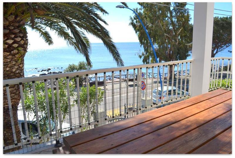 Apartment Cala Gonone on the beach Big terrace  Aggiornato al 2019  TripAdvisor  Cala Gonone