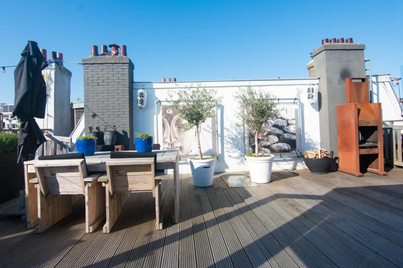 AKTUALISIERT 2019  Boutique Apartment with amazing Roof Terrace  Appartement in Amsterdam
