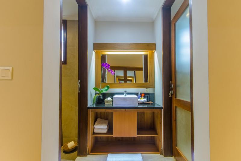 Lameli Villas Villa Mia Ubud Has Air Conditioning And