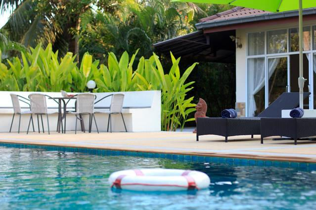 Avalon Is A Luxury Villa In Koh Phangan Has Dvd Player And