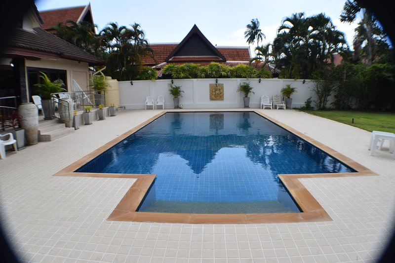Thailand Villa Review Of 5 Bedroom Private Pool Villa