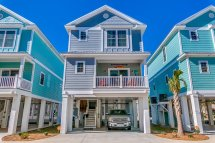 south beach cottages - 2716 updated