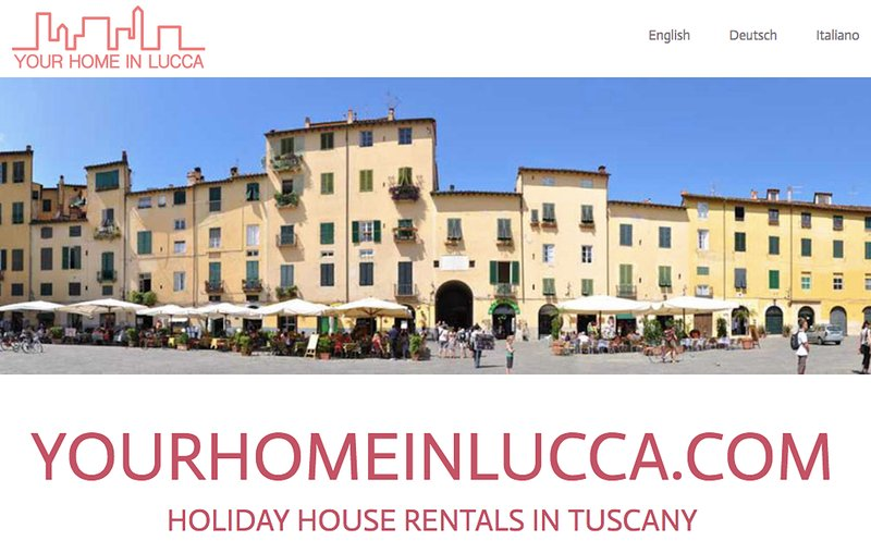 LA TERRAZZA  Wifi amazing location and terrace UPDATED 2019  Lucca Vacation Rental