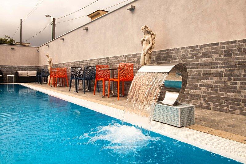 Spazioso appartamento con wifi piscina vicino Scavi di Pompei Napoli Sorrento UPDATED 2019