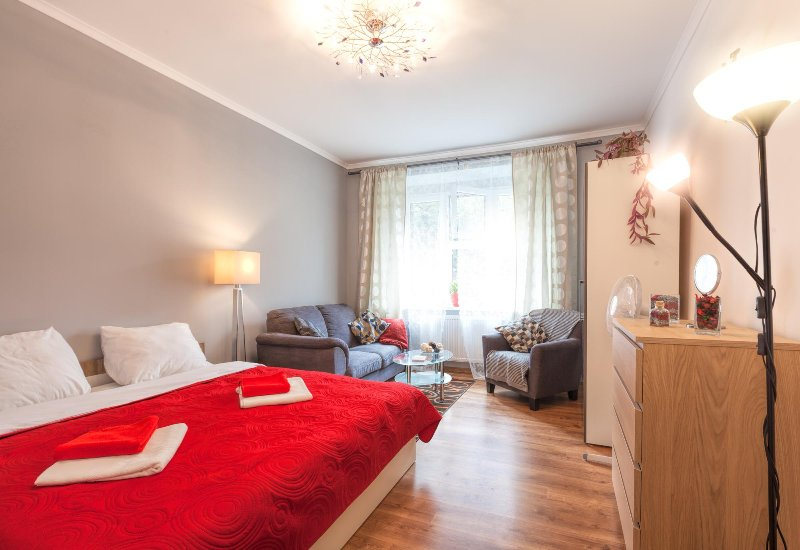 Comfortable Apartment Nearby City Center Has Wi Fi And