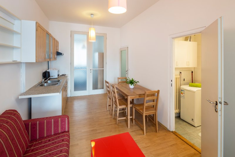 Premier Apartments Wenceslas Square 2 Has Washer And Central