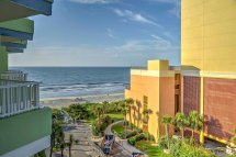 myrtle beach condo withocean view