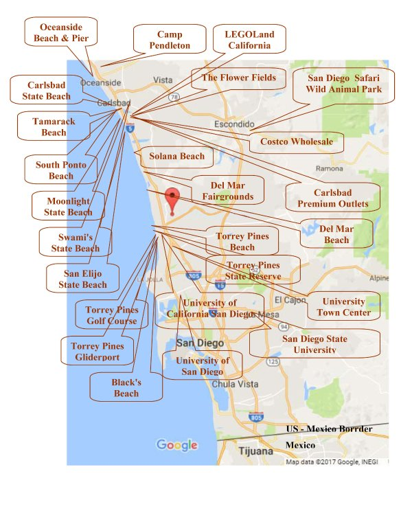 Carlsbad State Beach Camping Map : carlsbad, state, beach, camping, Newly, Remodeled, Single, Level, House,, Bedroom,, Bathroom, Close, Ocean, UPDATED, Tripadvisor, Diego, Vacation, Rental