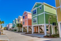 south beach cottages 4br