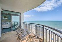 myrtle beach resort condo-oceanfront
