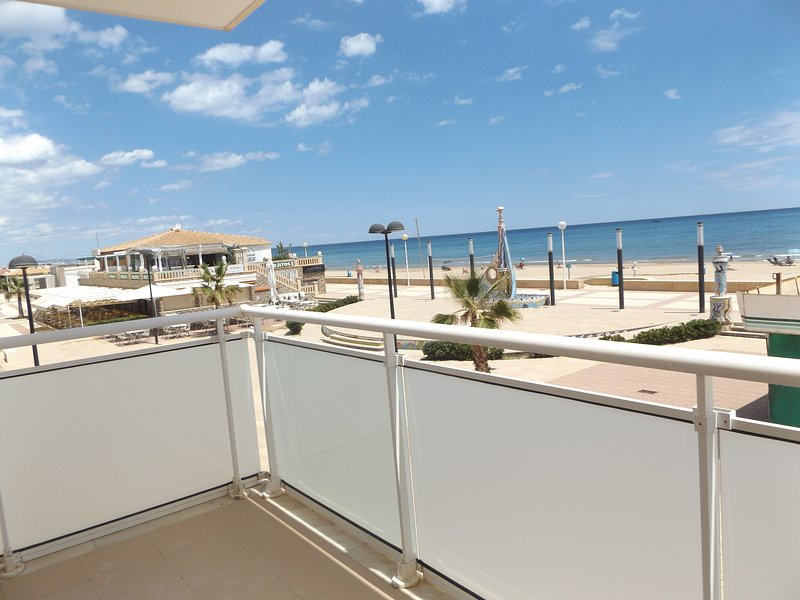 Apartamento DaimzGanda Valencia Primera Lnea de