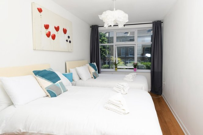 Lovely 2 Bedroom Apartment In Central London Flat 3