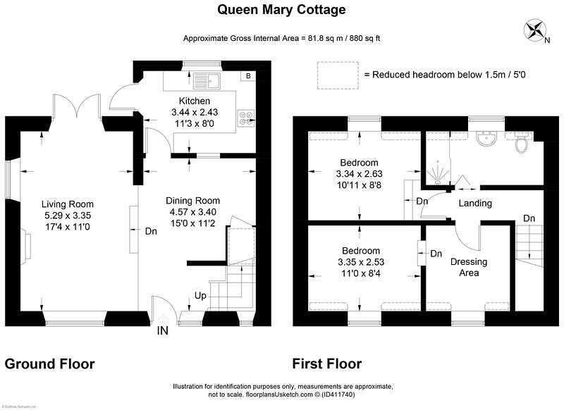 Queen Mary; dog friendly, Sudeley Castle, Cotswolds