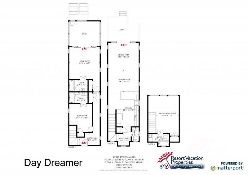 Day Dreamer UPDATED 2019: 3 Bedroom House Rental in St