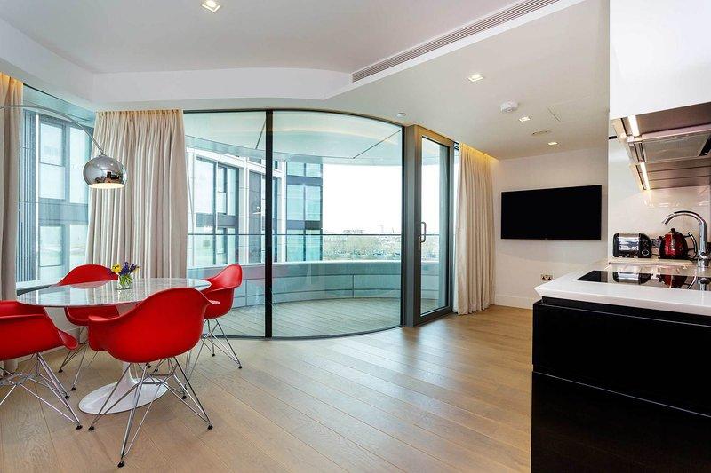 Veeve Albert Embankment Has Balcony And Wi Fi Updated