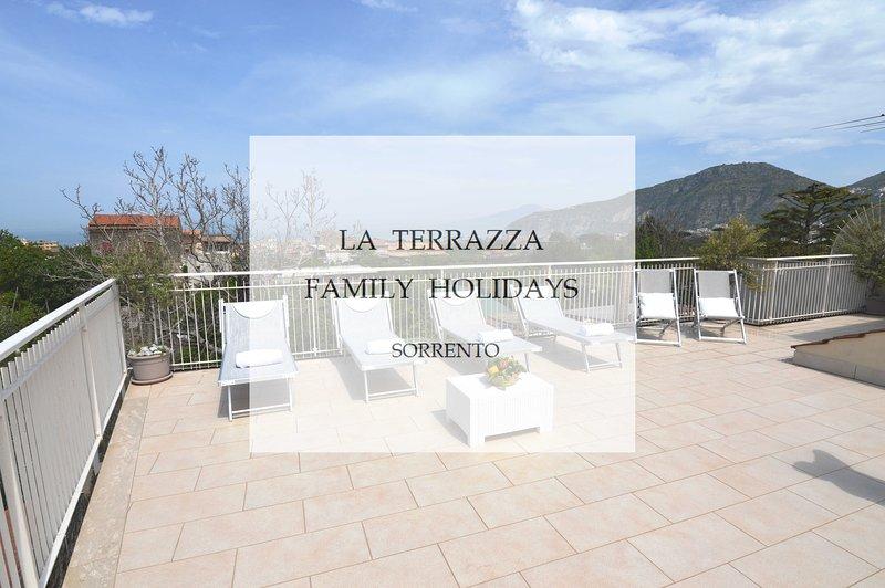 La Terrazza Family Holidays  Sorrento  UPDATED 2019