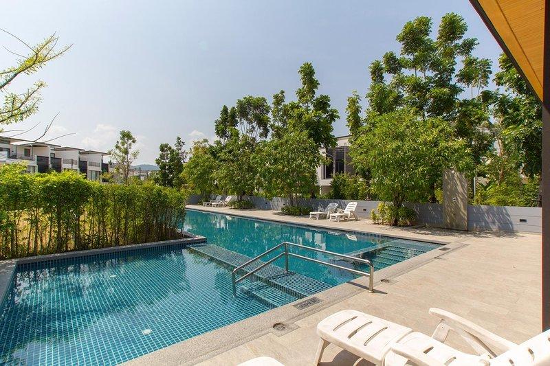 3 Bdr Laguna Park Phuket Holiday Home Nr 25 Has Terrace