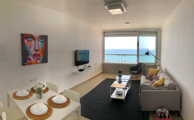 Amazing 3br Apartment Exiting Beach