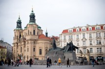 Local Guide Town Prague - Urban Adventures