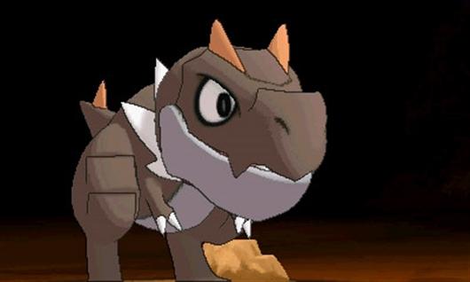 X Fossil Guide Pokemon