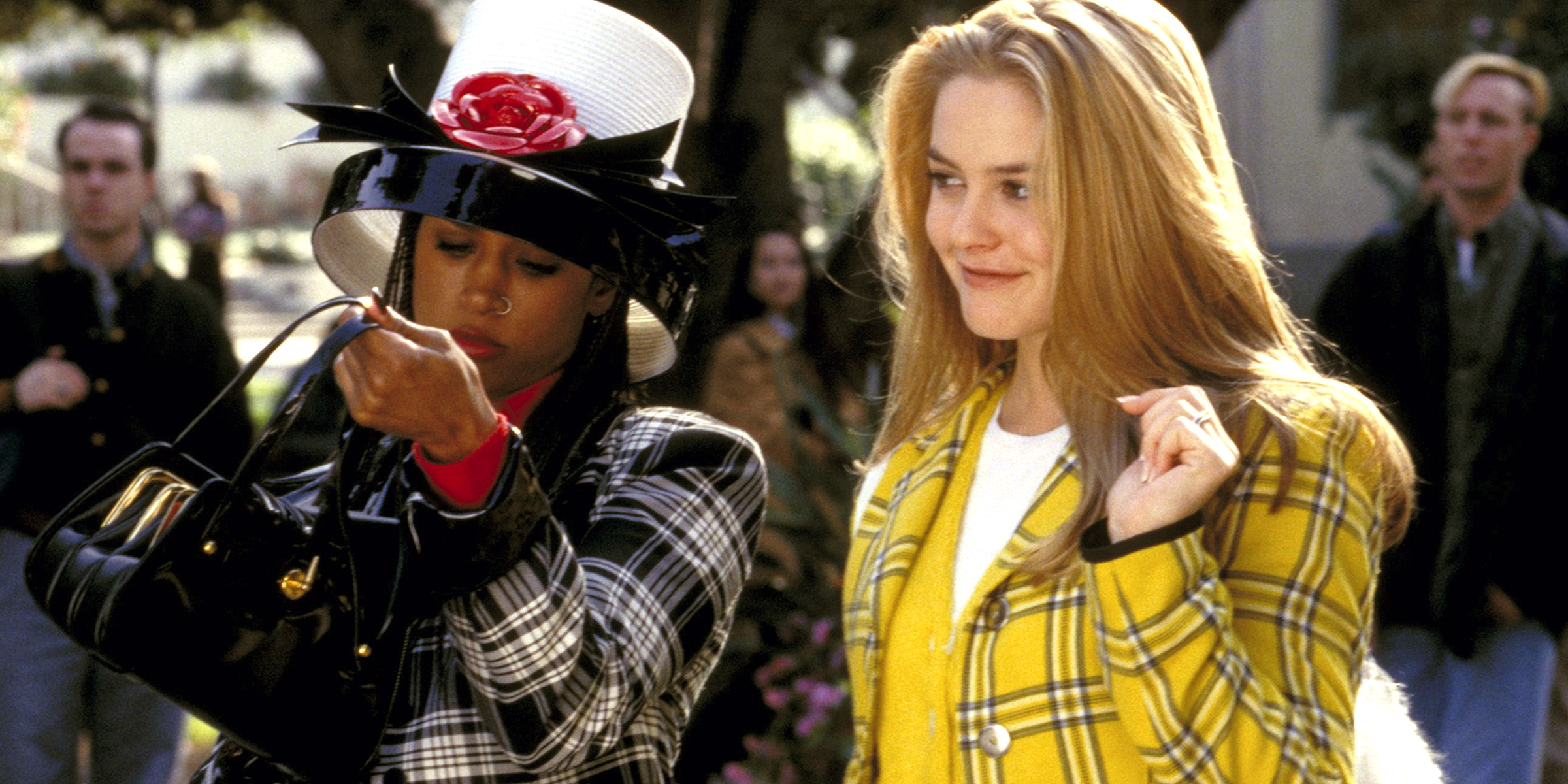 Alicia Silverstone's yellow outfit from Clueless