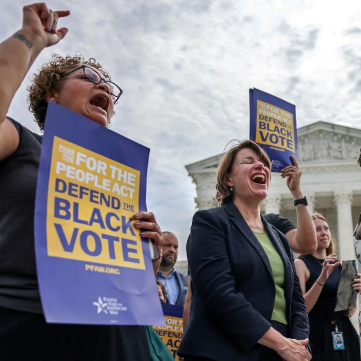 Senate to vote Tuesday on Democrats' big voting bill. GOP promises a filibuster. 2