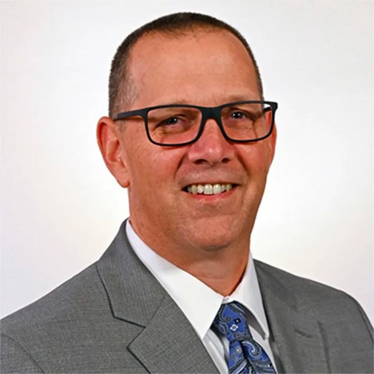 Image: Scott Ziegler, the interim superintendent of Loudoun County schools since January.