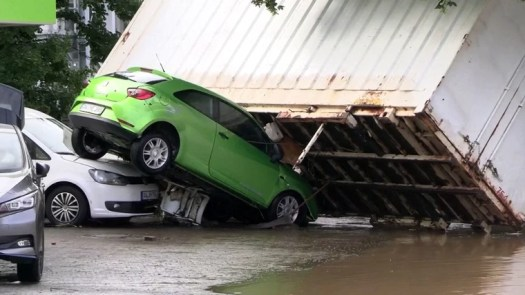 Dozens dead, more than 1,000 may be missing after floods in Germany 2