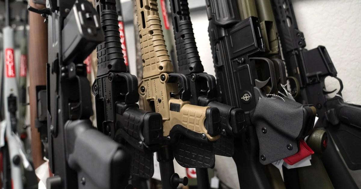 Breaking News: California appeals ruling striking down 'assault weapon' ban 6/10/21