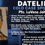 16 years later, grieving family maintains daughter was murdered while stationed in Iraq