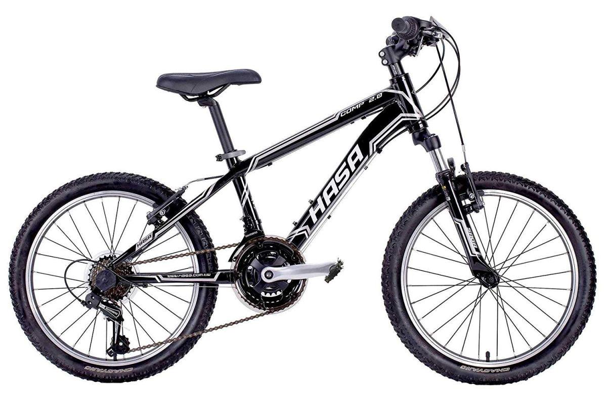 hasa 18 speed kids mountain bike