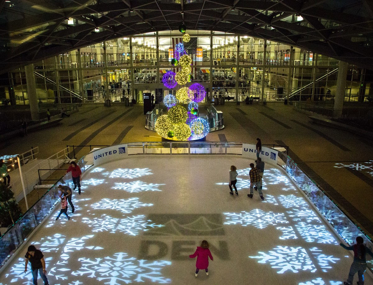 Get Your Skate on at These Colorado Ice Rinks