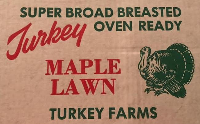 Maple Lawn Turkey Farm