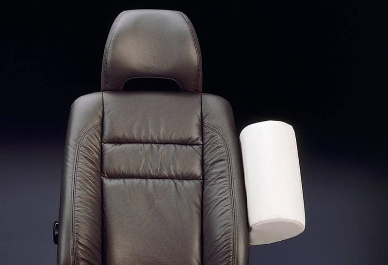 volvo side impact airbags