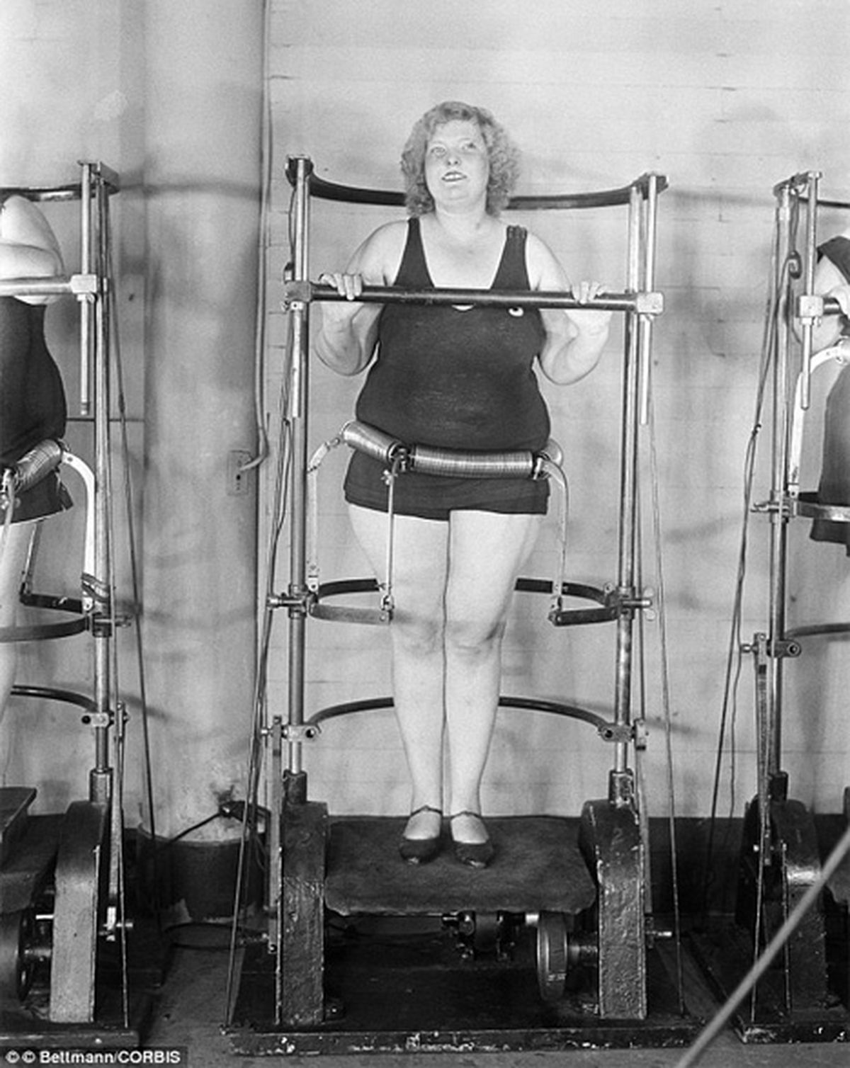 massager weight loss exercise