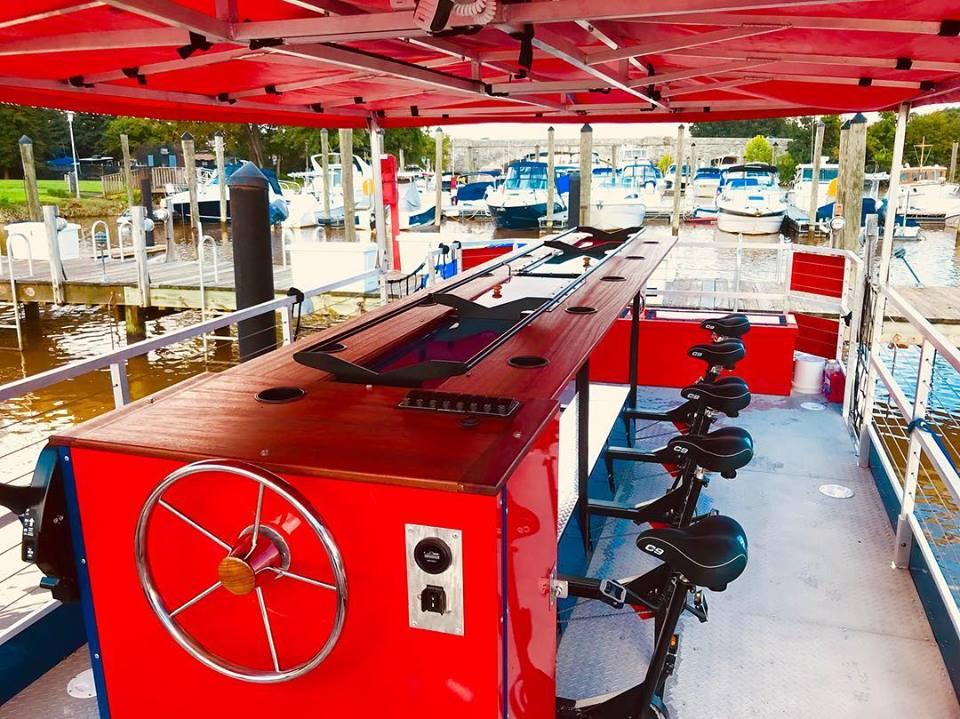 Potomac Paddle Pub Season Is Underway!