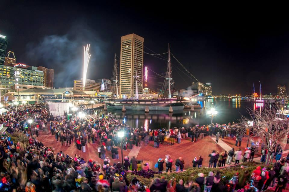 New Year's Eve in Maryland