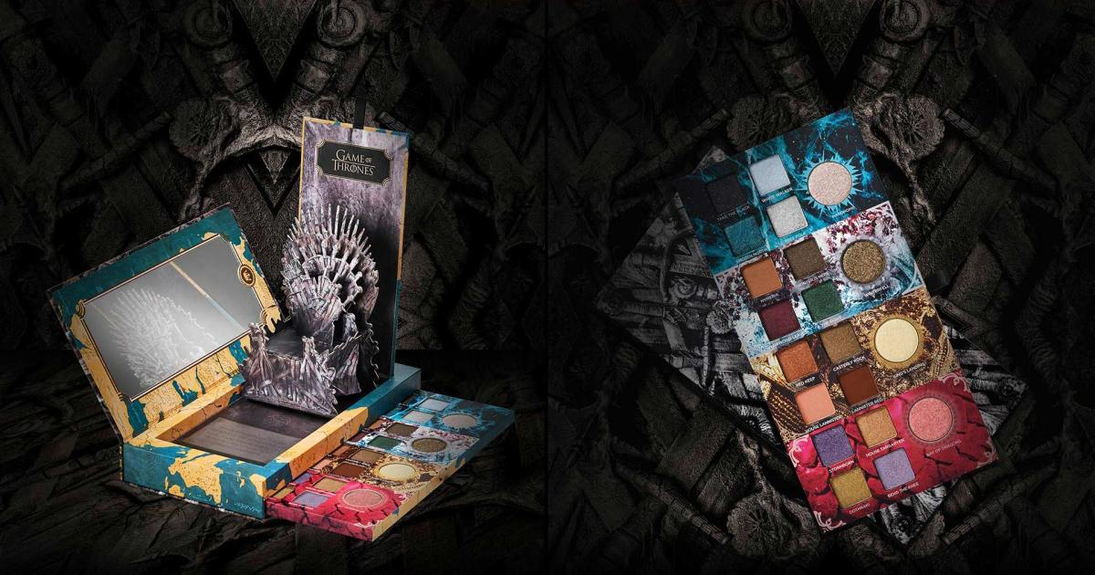 Watch Your Wallet: Urban Decay's 'Game of Thrones' Makeup Line Is Coming