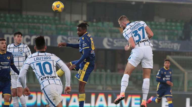 Verona vs Inter. Match review. ITALY: Serie A – Round 14. 23.12.2020