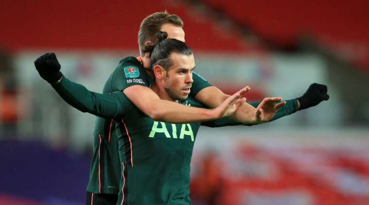 Stoke City vs Tottenham. Match review. ENGLAND: EFL Cup - Quarter-finals.