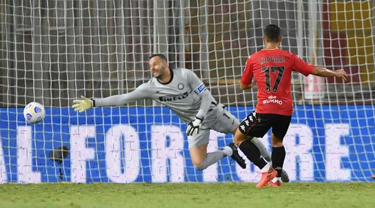 Benevento vs. Inter. Match review 09/30/2020. ITALY: Serie A - Round 1