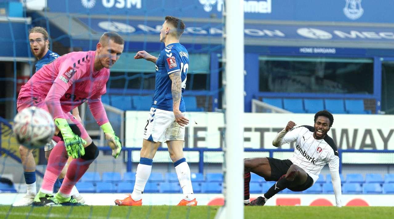 Everton vs Rotherham United Highlights 09 January 2021